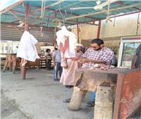 حملات تفتيشية على المنشآت الغذائية بمدينة الحمام