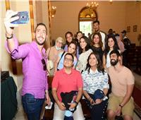 شباب الجاليات القبرصية واليونانية: فخورون بما تم من إنجازات في بمصر