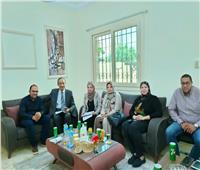 برتوكول تعاون بين لجنة سيدات الأعمال ومؤسسة عثمان الخيرية بالإسماعيلية