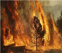 استمرار الحرائق في غرب الولايات المتحدة وكندا