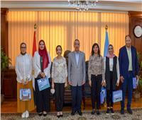 محافظ الإسكندرية: تجربة «البرنامج الرئاسي» تهدف لتأهيل وتمكين الشباب للقيادة