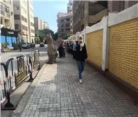 غياب64 طالبًا عن امتحان الجغرافيا وضبط 3 آخرين هكروا التابلت بالقليوبية