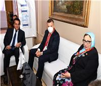 وزير التعليم العالي: الوزارة تدعم أبحاث الأورام