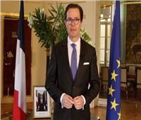 سفير فرنسا بالقاهرة: تخصيص 15 مليون يورو مساعدات لمصر لمكافحة كورونا
