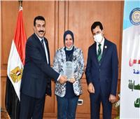 وزير الرياضة يكرم الفائزين في مسابقة اتحاد مراكز شباب مصر «إحنا معاك»