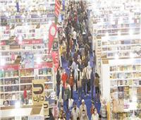 عدد الزوار يتخطى المليون.. والناشرون سعداء بقرار تخفيض الإيجار