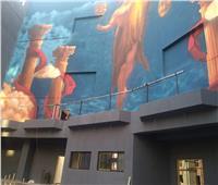 وزيرة الثقافة تطلق اسم نهاد صليحة على المسرح المكشوف بأكاديمية الفنون
