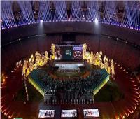 اللقطات الأولى من احتفالية «حياة كريمة» بحضور الرئيس السيسي
