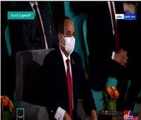 الرئيس السيسي يطلق اتحاد شباب الجمهورية الجديدة