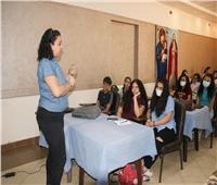 انتهاء المرحلة الأولى من دورة «شباب الميديا الكاثوليكي CYM»