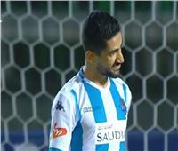 «محمد فاروق» ينضم لقائمة مباراة «بيراميدز والمقاولون العرب»