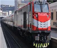 تأخر حركة القطارات على خط «طنطا -المنصورة» 25 دقيقة