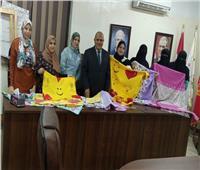 القوى العاملة تنظم دورة لريادة الأعمال لخريجي التدريب المهني ببورسعيد
