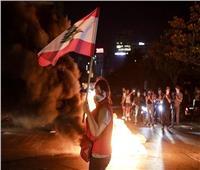 بالفيديو  اشتباكات بين الجيش اللبناني ومحتجين ببيروت