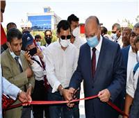 محافظ القاهرة يفتتح أعمال تطوير نادي المقطم الرياضي