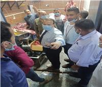 تحرير 72 مخالفة متنوعة خلال حملات رقابية بالمنيا