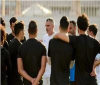 تفاصيل جلسة «كارتيرون» مع لاعبي الزمالك