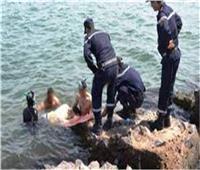 انتشال جثتي شقيقين غرقا أثناء الاستحمام في نهر النيل بالجيزة
