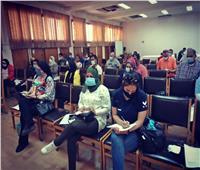 انطلاق دراسة الإداريين بمقر الاتحاد المصرى لكرة اليد بستاد القاهرة