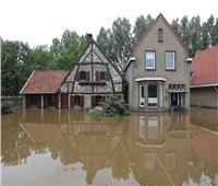 الفيضانات تجتاح هولندا.. والآلاف يفرون من منازلهم| صور
