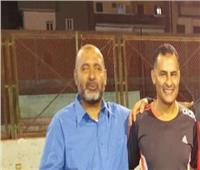 وفاة اللاعب عماد بيومي أثناء مباراة ودية في المنوفية