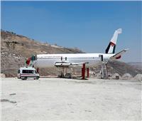 تتسع لـ 180 شخصاً  شقيقان يحولان طائرة «بيونج 707» إلى قاعة أفراح ومطعم