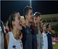 ختام منافسات نهائي بطولة العالم للخماسي الحديث للناشئين والناشئات بالإسكندرية