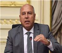 وزير النقل: التعديات على حرم السكك الحديدية تهدد حياة المواطنين