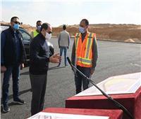 تفقد الرئيس السيسي شبكة الطرق الجديدة بالساحل الشمالي يتصدر اهتمامات الصحف