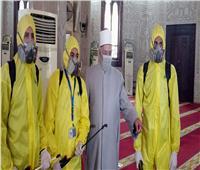 أوقاف الإسكندرية تتخذ كافة التدابير الاحترازية  لصلاة عيد الأضحى بالمساجد