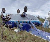 فيديو| تفاصيل نجاة ركاب الطائرة الروسية ومعجزة إنقاذها