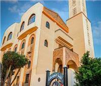 إعادة افتتاح كنيسة «عكاكا» الإنجيلية بعد بنائها وعمرها 116 عاما بالمنيا