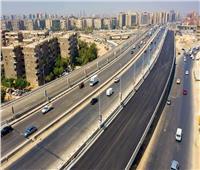 وزير النقل: 98% نسبة تنفيذ أعمال تطوير تقاطع الطريق الدائري مع الأوتوستراد| صور