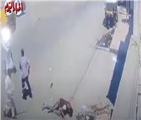 بالشوم والأسلحة البيضاء.. بلطجية يعتدون على مواطنين اثنين بالبحيرة |فيديو