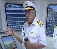 قناة السويس: تدريب أطقم الإرشاد على التعامل مع كل أنواع السفن