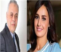 نجوم الفن يتضامنون مع قرار أشرف زكي بشطب حلا شيحة من المهن التمثيلية