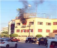 السيطرة علي حريق مركز ومدينة دكرنس بالدقهلية