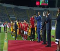 «فاركو» يهنئ الأهلي بتتويجه بطلاً لدوري أبطال أفريقيا