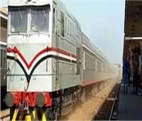 تأخر حركة القطارات على خط «طنطا - دمياط».. 25دقيقة