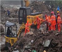 ارتفاع حصيلة ضحايا الانهيارات الأرضية بمدينة «مومباي» الهندية إلى 24 قتيلا