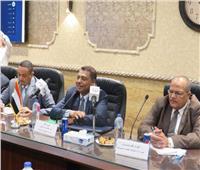 رئيس الجمارك السودانية: حريصين علي تطوير المعابر المشتركة مع مصر
