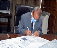 القليوبية: إزالة المباني المتعارضة مع المشروع القومي لتوسعة الطريق الدائري