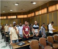هيئة الايمدإيست تعرض تجارب وخبرات النماذج الواعدة من أبناء جامعة أسيوط