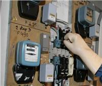 الأمن الاقتصادي يضبط 13ألف قضية سرقة كهرباء خلال 24 ساعة