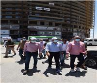 رئيس الوزراء يتفقد مسجد العلمين الجديدة وإسكان الحي اللاتيني