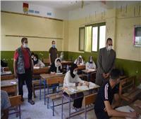 طلاب شمال سيناء: الفلسفة والمنطقة أسهل مادة منذ بدء الامتحانات
