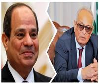 «أبوشقة» يهنئ الرئيس والشعب المصرى بعيد الأضحى المبارك