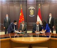 شكري: إرادة قوية لدى القيادتين السياسيتين بمصر والصين لتعزيز العلاقات الثنائية