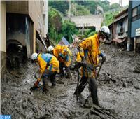 اليابان: ارتفاع حصيلة ضحايا الانهيارات الأرضية في أتامي إلى 15 قتيلا