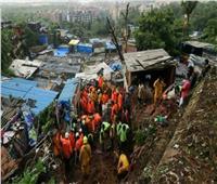 الهند: ارتفاع حصيلة ضحايا الانهيارات الأرضية في مومباي إلى 25 قتيلا